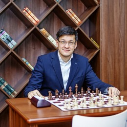 Об Академии шахмат Дармена Садвакасова