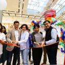 Академия шахмат совместно с Lego Education открыли Детский развлекательно-образовательный центр в MEGA Silk Way