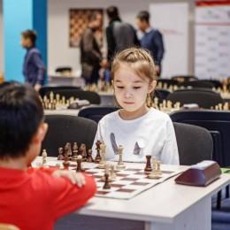 Состоится чемпионат Астаны по классическим шахматам среди юношей и девушек