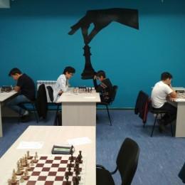 Жеребьевка 7 тура полуфинала чемпионата г. Астаны по шахматам среди детей 2008 г.р. и младше