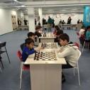 Квалификационный шахматный турнир с нормами 4, 3, 2 и 1 разрядов: Итоги 1-го дня
