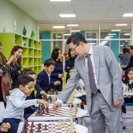 Анонс мастер-класса международного гроссмейстера Нурлана Ибраева