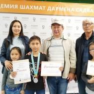 Итоги квалификационных турниров с 17 по 19 мая