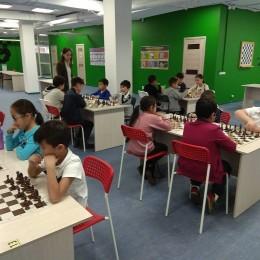 Жеребьевка 6 тура полуфинала чемпионата г. Астаны по шахматам среди детей 2008 г.р. и младше