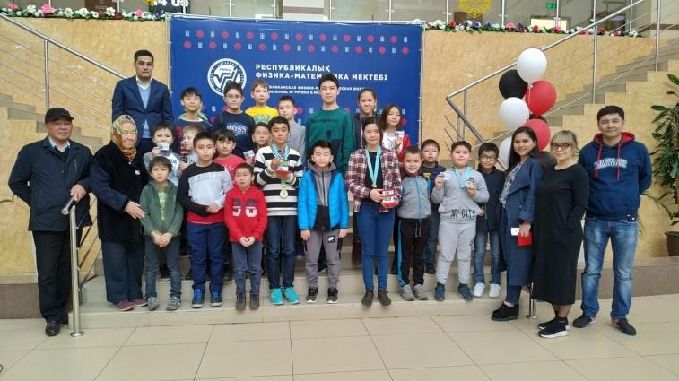 Шахматный турнир среди учащихся 1-11 классов РФМШ Астана состоялся в Нур-Султане