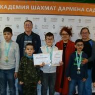 Вестник турниров в Академии шахмат: Итоги турнира с 17 по 20 мая