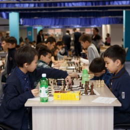 В Академии шахмат Дармена Садвакасова с 29 апреля по 1 мая проводится квалификационный турнир с нормами 4, 3 и 2 разрядов