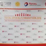 Стартовал Total Open Blitz Marathon 2016