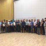 В Академии шахмат прошёл командный чемпионат по шахматам среди сотрудников Управделами Президента РК