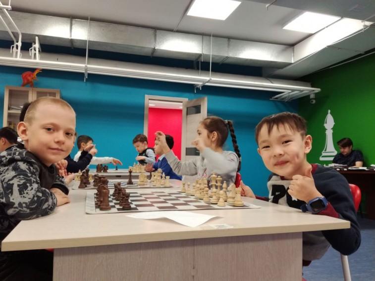 В Академии шахмат стартовали квалификационные турниры на присвоение 2,3,4 разрядов