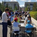 Подведены итоги шахматного блиц-турнира «Gentlemen Chess Cup 2017» в Астане