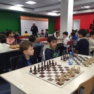 Квалификационный шахматный турнир с нормами 4, 3 и 2 разрядов. Жеребьевка 7 тура