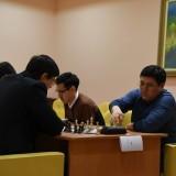 Турнир по быстрым шахматам состоялся в Акорде