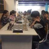 В Академии шахмат Дармена Садвакасова завершились квалификационные турниры на выполнение нормы 4, 3 и 2 разрядов