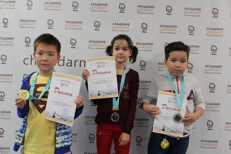 Завершился полуфинал Чемпионата города Астаны по шахматам