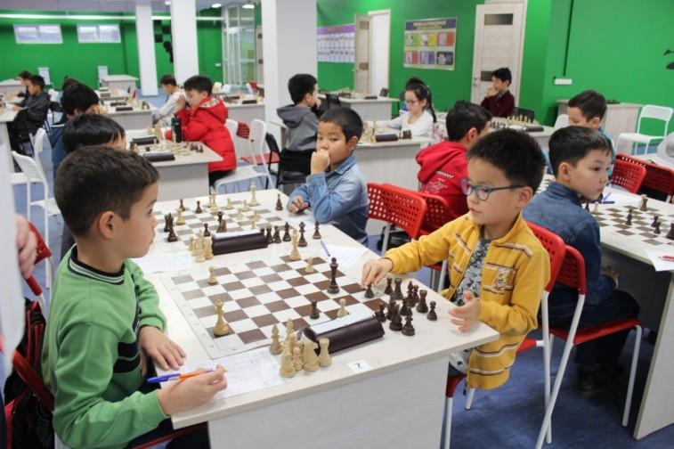 Финал Чемпионата города Астаны по классическим шахматам среди юношей и девушек