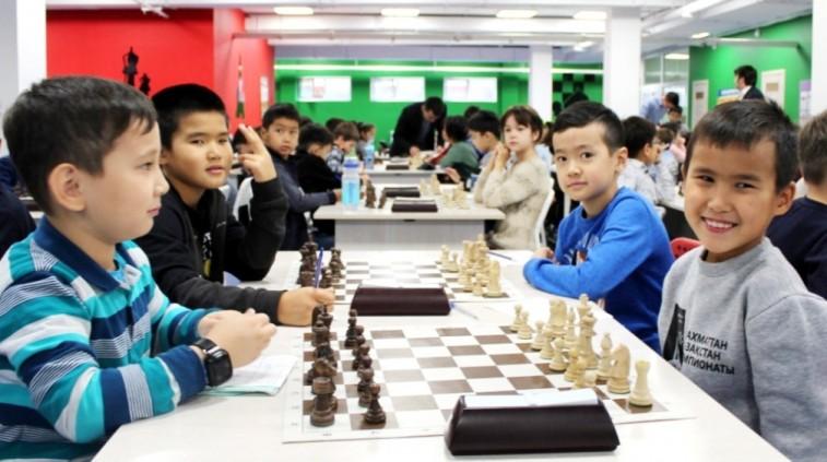 Итоги 4 туров полуфинала Чемпионата Астаны среди детей 2009 года и младше