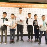 Результаты первого квалификационного турнира в новом учебном году