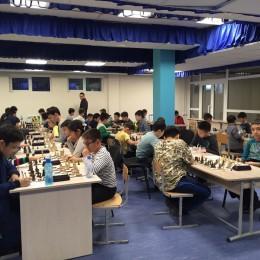 В Академии шахмат Дармена Садвакасова состоялся квалификационный турнир с нормами 4, 3 и 2 разрядов